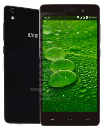 LYF Water 5 image on imei.info