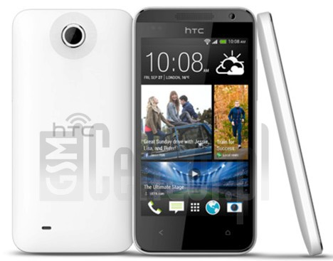 HTC Desire 310 image on imei.info