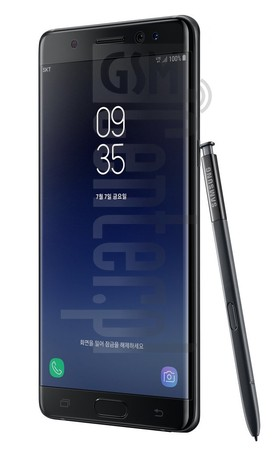 SAMSUNG Galaxy Note FE image on imei.info