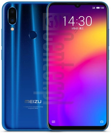 IMEI Check MEIZU Note 9 on imei.info