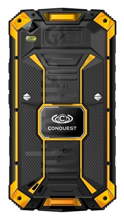CONQUEST S6 image on imei.info
