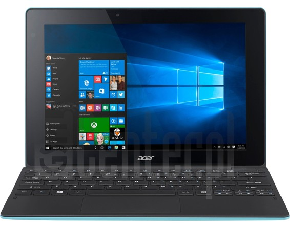 ACER SW3-013-127H Aspire Switch 10 E image on imei.info