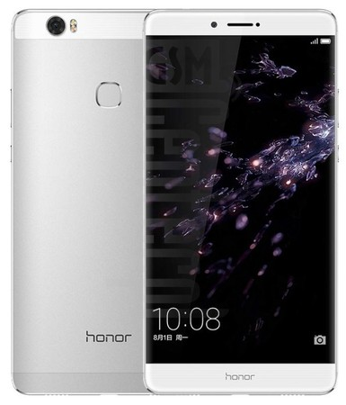 HUAWEI Honor Note 8 image on imei.info