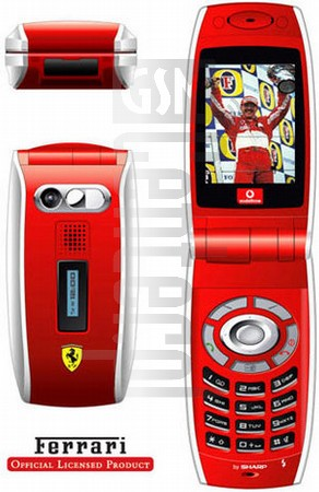 IMEI Check SHARP GX25 Ferrari on imei.info