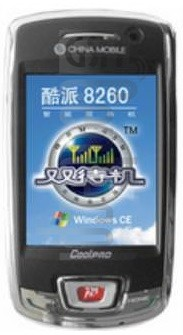 CoolPAD 8260 image on imei.info