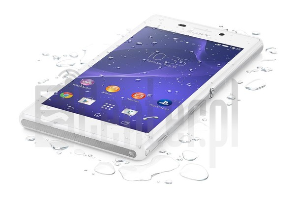 IMEI Check SONY Xperia M2 Aqua D2406 on imei.info