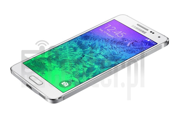 SAMSUNG G850Y Galaxy Alpha image on imei.info