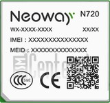 IMEI Check NEOWAY N720 on imei.info
