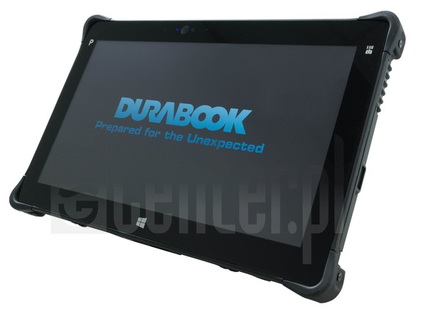 GAMMATECH DURABOOK R11 image on imei.info