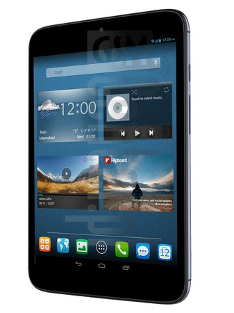 QMOBILE Q1000 Tab image on imei.info