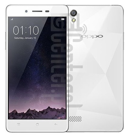 OPPO Mirror 5 image on imei.info
