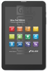 IMEI Check BLISS Pad M8041 on imei.info