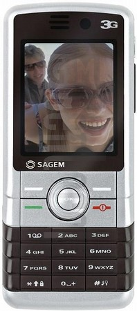 SAGEM MY 800X image on imei.info