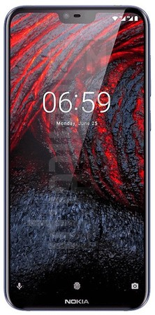 NOKIA 6.1 Plus image on imei.info