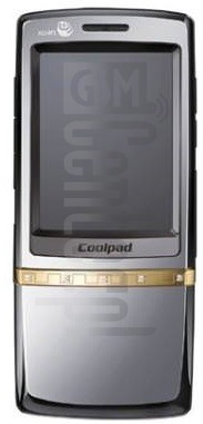 CoolPAD 8688 image on imei.info