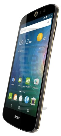 ACER Liquid Z320 image on imei.info