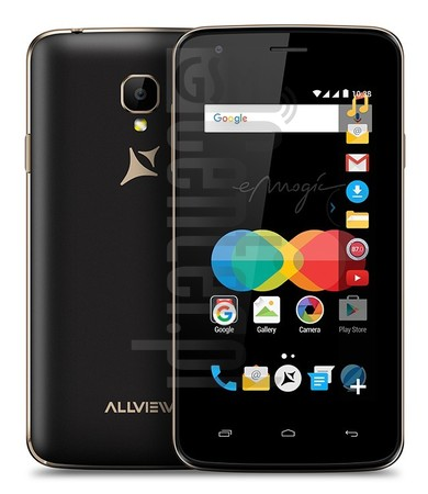 ALLVIEW P4 eMagic image on imei.info