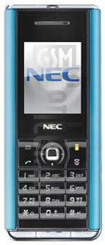 NEC N344i image on imei.info