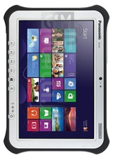IMEI Check PANASONIC Toughpad FZ-G1 v2 on imei.info