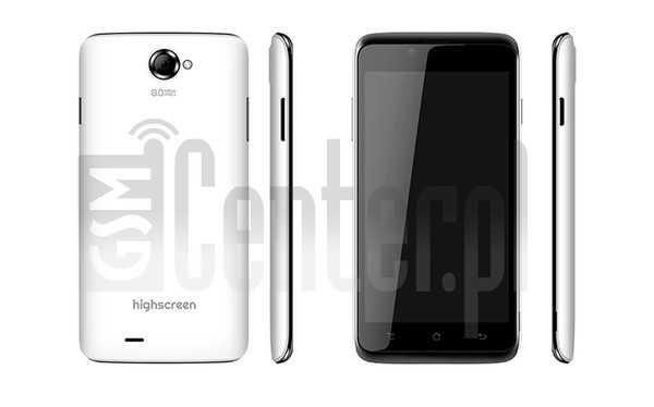 HIGHSCREEN Omega Prime XL image on imei.info