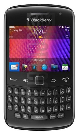 BLACKBERRY 9360 Curve image on imei.info