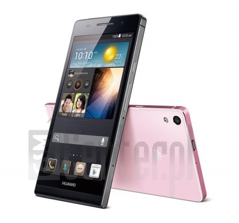 HUAWEI Ascend P6 S image on imei.info