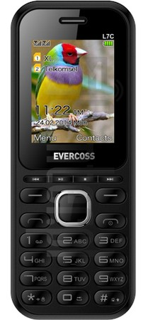 IMEI Check EVERCOSS L7C on imei.info