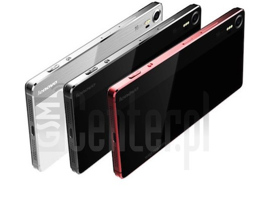 LENOVO Vibe Shot image on imei.info