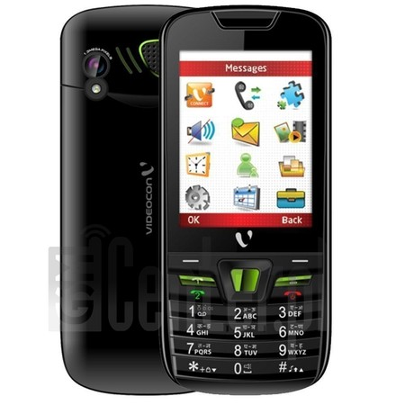 VIDEOCON V1544 image on imei.info
