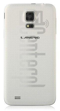 LANDVO L900 image on imei.info