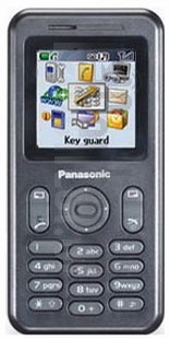PANASONIC A200 image on imei.info