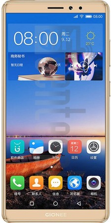 GIONEE Big Gold Steel 3 image on imei.info