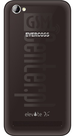 IMEI Check EVERCOSS Elevate Y3 Plus B75 on imei.info