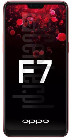 OPPO F7 image on imei.info