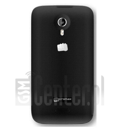 MICROMAX Canvas Lite A92 image on imei.info