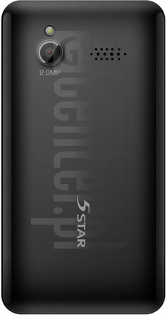 5 STAR MOBILE F303 image on imei.info