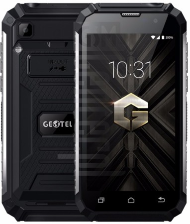 IMEI Check GEOTEL G1 Terminator on imei.info