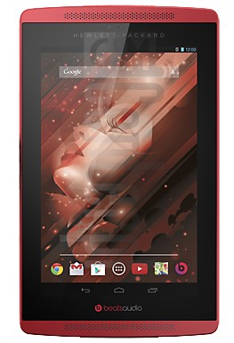 HP Slate 7 Beats Special Edition image on imei.info