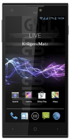 KRUGER & MATZ Live 2 image on imei.info