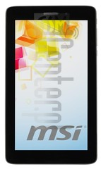 IMEI Check MSI Primo 77  on imei.info
