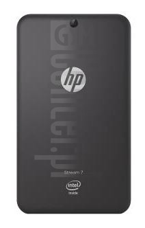 HP Stream 7 Signature Edition image on imei.info