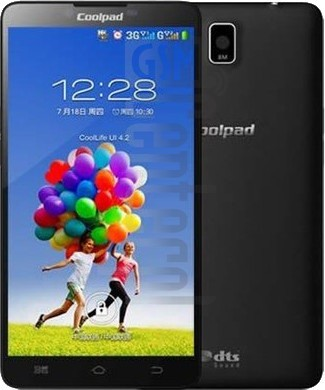 CoolPAD 9080W image on imei.info