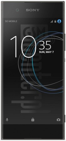 IMEI Check SONY Xperia XA1 Plus on imei.info