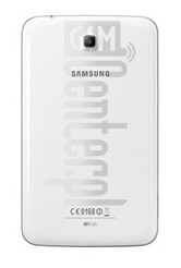 IMEI Check SAMSUNG P3200 Galaxy Tab 3 7.0 3G on imei.info