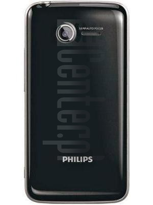 PHILIPS V726 image on imei.info