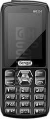 IMEI Check BENGAL BG205 on imei.info