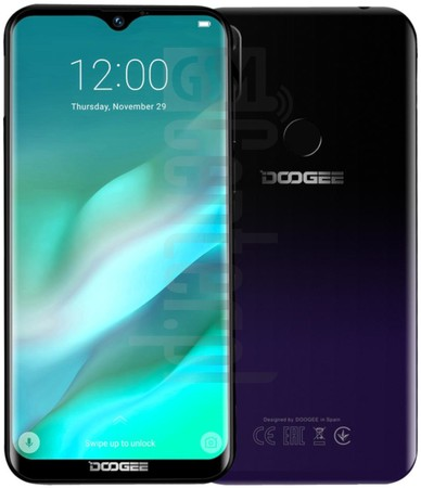 IMEI Check DOOGEE Y8C on imei.info