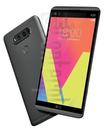 LG V20 Specification - IMEI info