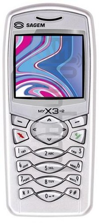 SAGEM MY X3-2 image on imei.info