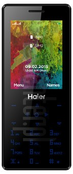 HAIER T20 Neon image on imei.info
